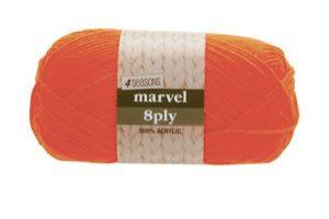 Crochet-Translator-Tetris-Blanket-Yarn-Orange